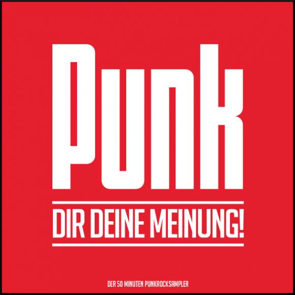Punk dir deine Meinung – LP